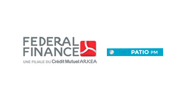 Federal Finance utilise PATIO PM