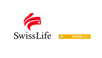 SwissLife utilise PATIO OLT