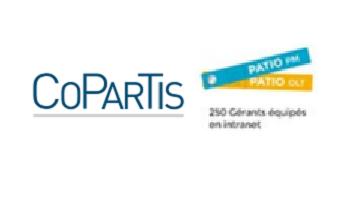 Références - Copartis utilise PATIO PM et PATIO OLT
